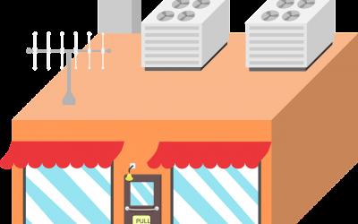 Alarm do małego sklepu