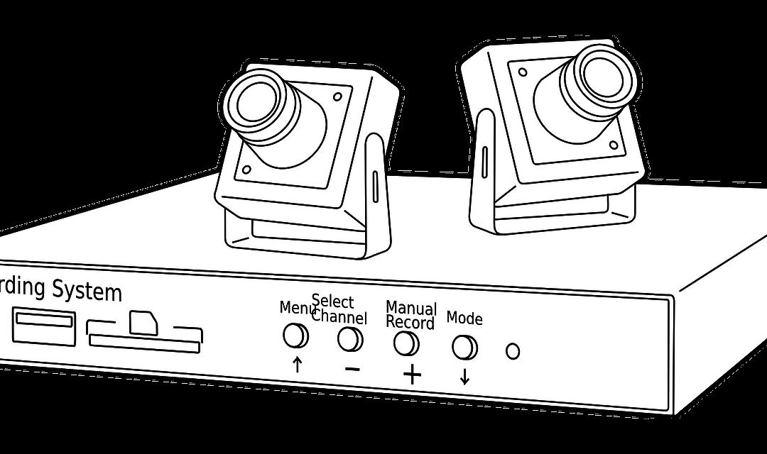 Rodzaje kamer dozoru